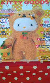 Hello Kitty collection magazine