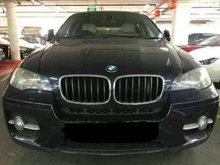 Bmw X6 X-drive 3.0A Twin Turbo