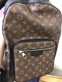 LV Josh Louis Vuitton 後背包 可議價