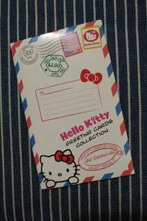 Hello Kitty 3D Greeting Cards
