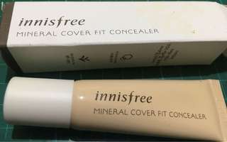 Innisfree Mineral Cover Fit Concealer #3