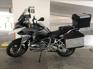 BMW R1200GS for COI/Sale