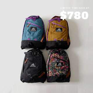 Gregory fine day pack 16L背囊