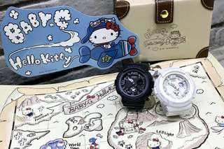 Baby G BGA 190KT Hello Kitty Limited Edition