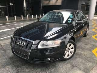 Audi A6 2.4A S-Line