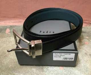 Belt ikat pinggang gesper PEDRO original reversible