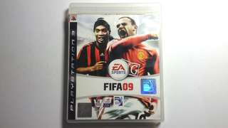 Ps3 Game FIFA09