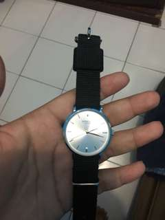 Jam tangan miniso tali kain