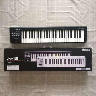 MIDI Keyboard Roland A49