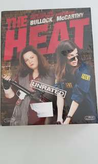 The Heat Blu Ray Disc Unrated edition