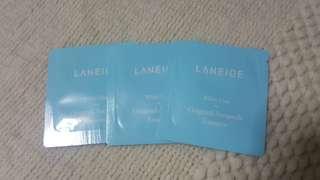 LANEIGE White Dew Original Ampoule Essence Sachet