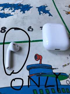 Airpod(L) only not included charger box