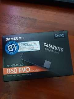 SAMSUNG NAND SSD 860 EVO