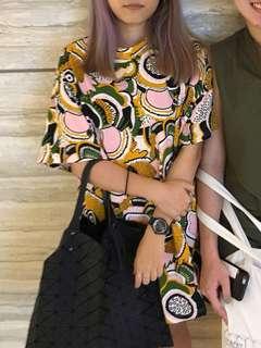 Monki printed dress