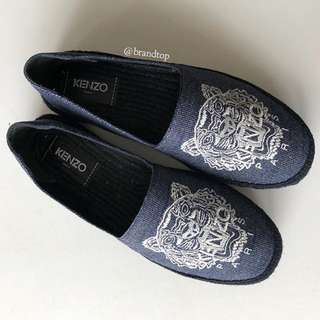 Authentic Kenzo Tiger Espadrilles Men