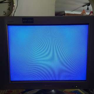 SHARP 20' LCD TV (MADE IN JAPAN)  LC-20B2H