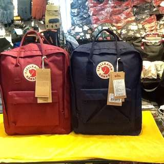 Kanken small size dupe only (pre order)