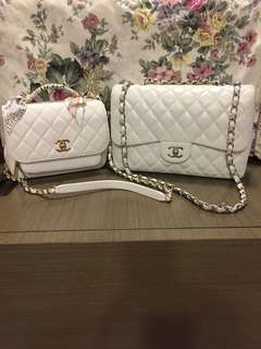 Chanel business affinity bag