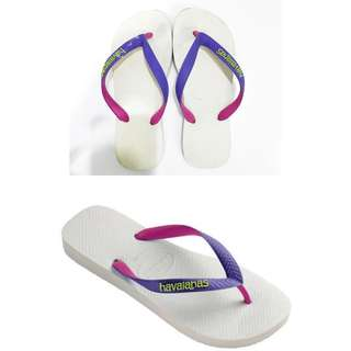 ORIGINAL HAVAIANAS TWO TONED MIX