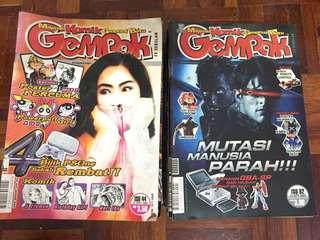 Gempak Vol.44 until 95 (incomplete)