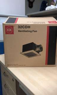 KDK Ventilation fan 32CDH