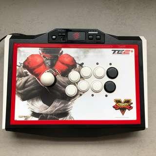 Mad catz te2+ fight stick