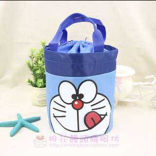 Doraemon lunch bag