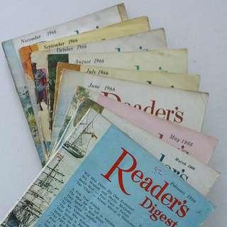 Vintage Reader's Digest