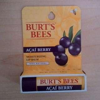 Burt's Bees Moisturizing Lip Balm - Acai Berry