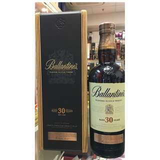 Ballantine's 30 Years Old  Blended Scotch Whisky