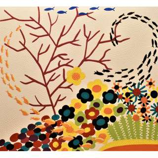 Garden in the Sea Painting (100cm x 80cm)