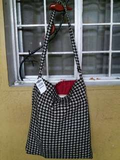 Authentic Old Navy Sling Tote Bag
