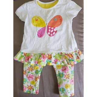 Terno Pants and Shirt (9-12 mos)