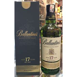 Ballantine's 17 Years Old Blended Scotch Whisky