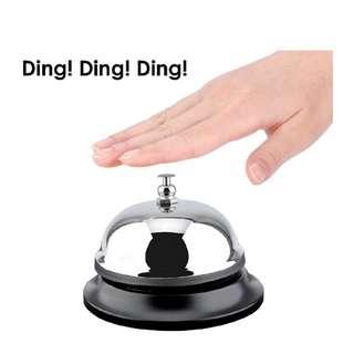 Desk / Shop Keeper / Service Bell