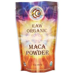 [現貨] Earth Circle Organics, Raw Organic Maca Powder 有機瑪卡粉