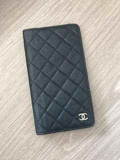 Chanel Cavier Classic Vintage agenda cover card wallet 記事薄銀包