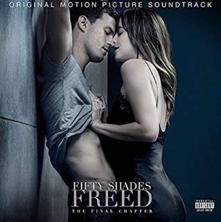 Fifty Shades Freed - Soundtrack [2LP]