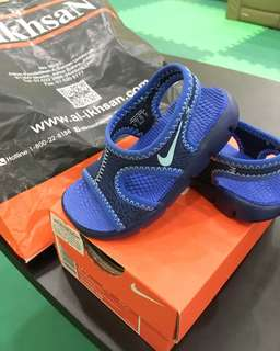 Authentic Nike kids sandal