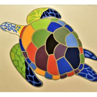 Turtle Painting (100cm x 80cm)