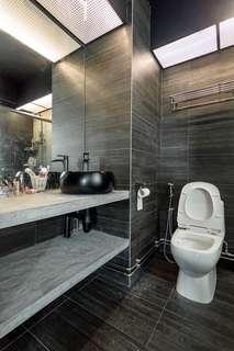 Bathroom Complete Makeover Including Hacking & Waterproofing