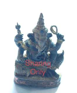 GANESHA Sharing Only(Not For Sale)