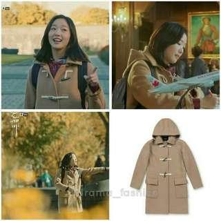 Korean Duffle Coat