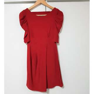 Karimadon Red Dress