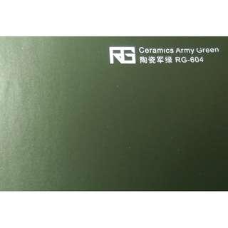 🚚 RG 專業車膜改色保護 陶瓷軍綠100CM*152CM