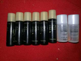 Trial Kit Black Snail Face shop