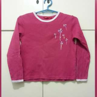 GA80 Bossini Kids Sweatshirt (see pics for Measurements) - GUC