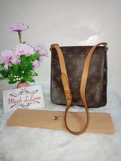 Authentic Lv Musette Salsa pm