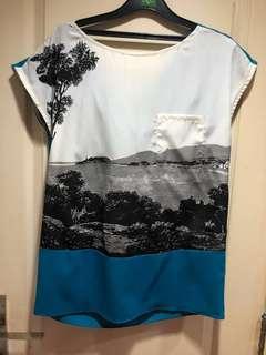 Baju atasan fit S-L