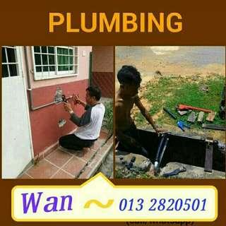 Plumbing Bandar Baru Bangi  hubungi  mohd Redzuan  0132820501